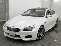 BMW M6グランクーペナイトビジョンOPカーボンブレーキB・Oサウンド