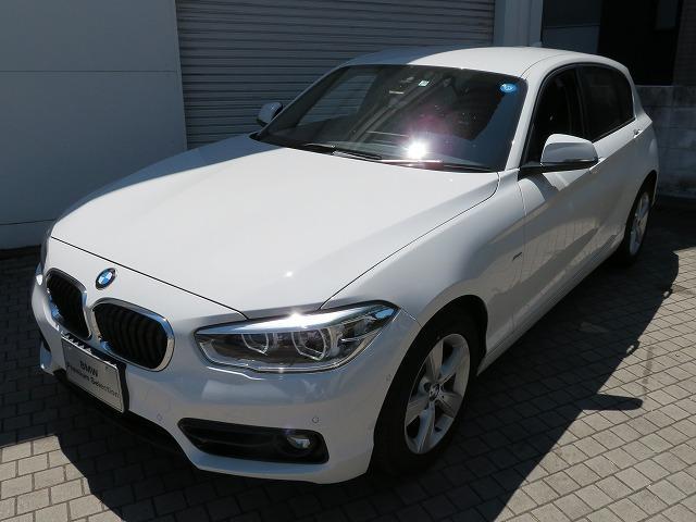BMW 118i スポーツ コンフォート&Pサポート Aクルコン