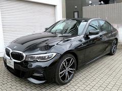 BMW320d xDrive MスポーツSR黒革デビューP19AW