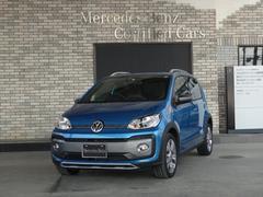 VW アップ!クロス アップ!1.0 インフォテイメントシステム1オーナー