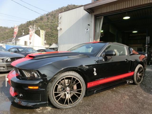 フォード V8 GT エレノアVer シェルビーホイール BOSS
