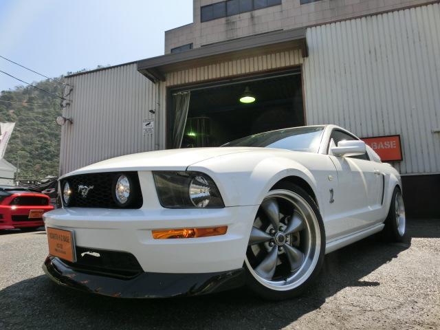 フォード V8 GT プレミアム 正規ディーラー車 カスタム車