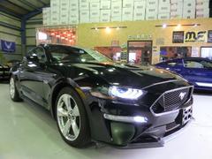 マスタングGT カーボンパッケージ 可変バルブパッケージ レザーインテリア シートヒーター 電動シート キセノンヘッドライト 障害物センサー スマートキー 新車並行未登録