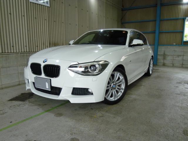 BMW 1シリーズ 116i Mスポーツ バックカメラ