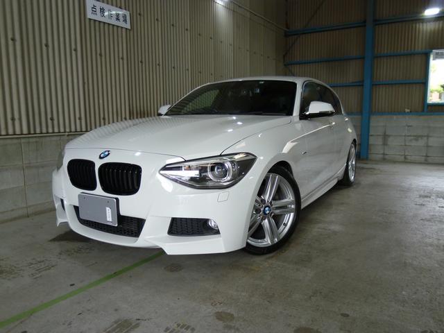 BMW 1シリーズ 116i Mスポーツ 純正ナビ バックカメラ 18純正ホイル