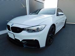 BMWM4クーペ M DCT ドライブロジックオプションアルミ