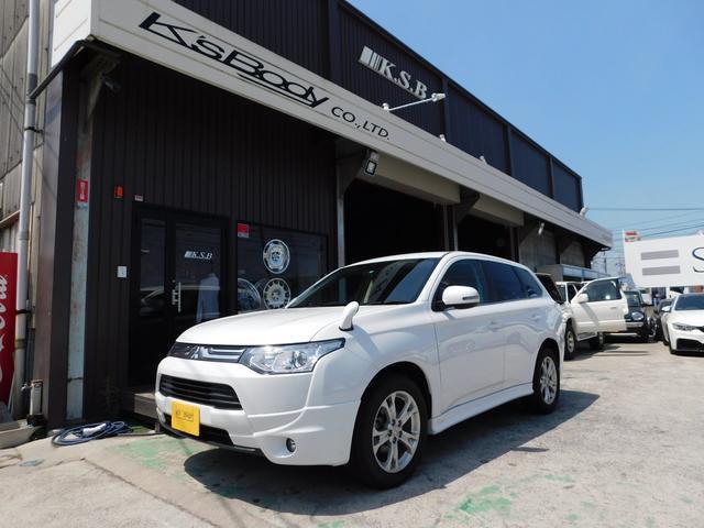 三菱 24Gセーフティパッケージ 4WD ナビ
