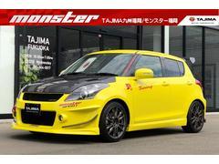 スイフトスポーツモンスター福岡デモカー