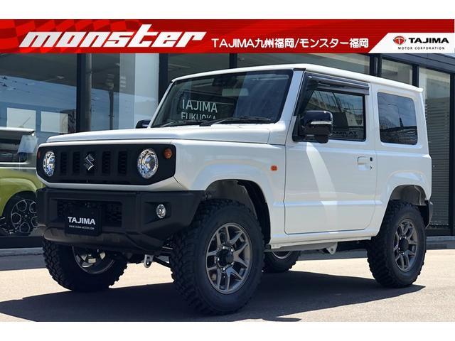 スズキ XC モンスター福岡Version1.5YHコンプリートカー