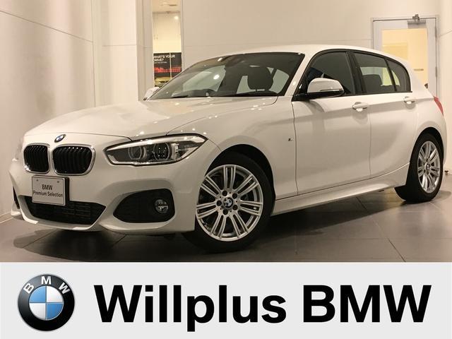 BMW 118i Mスポーツ デモカー 新型ナビ Bカメラ ETC