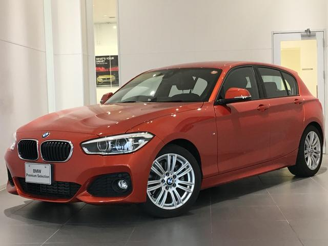 BMW 118i Mスポーツ ワンオーナー 禁煙 ナビ 衝突軽減B