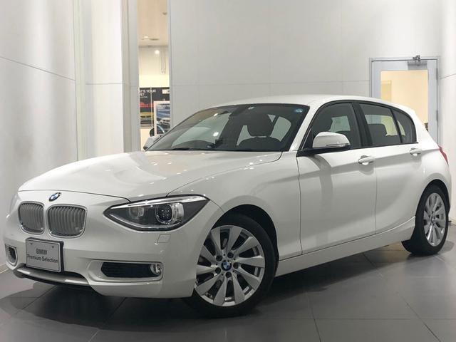 BMW 120i スタイル 社外ナビ・TV 17インチ 電動シート