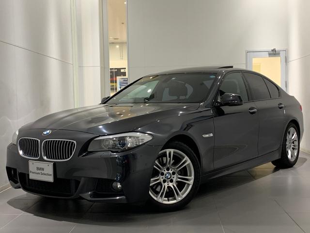 BMW 523i Mスポーツパッケージ ナビ Bカメラ サンルーフ
