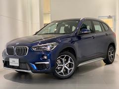 BMW X1xDrive 18d xライン デモカー コンフォートPKG