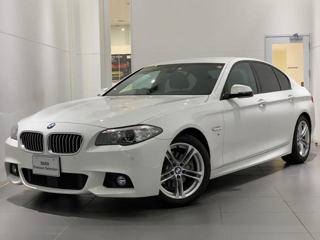 BMW 523d Mスポーツ ワンオーナー 禁煙 ACC 衝突軽減B