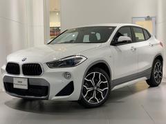 BMW X2sDrive 18i MスポーツX 弊社試乗車 禁煙 LED