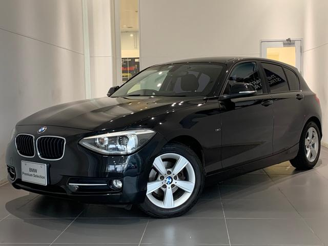 BMW 116i スポーツ ワンオーナー 禁煙 ナビ Bカメラ