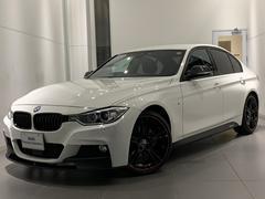 BMW320i Mスポーツ Mパフォーマンスパーツ 20インチ