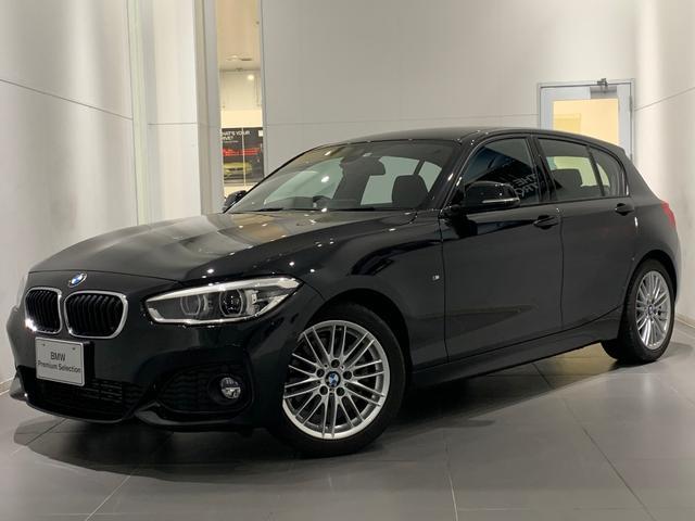 BMW 118i Mスポーツ 弊社社有車 バックカメラ 衝突軽減B