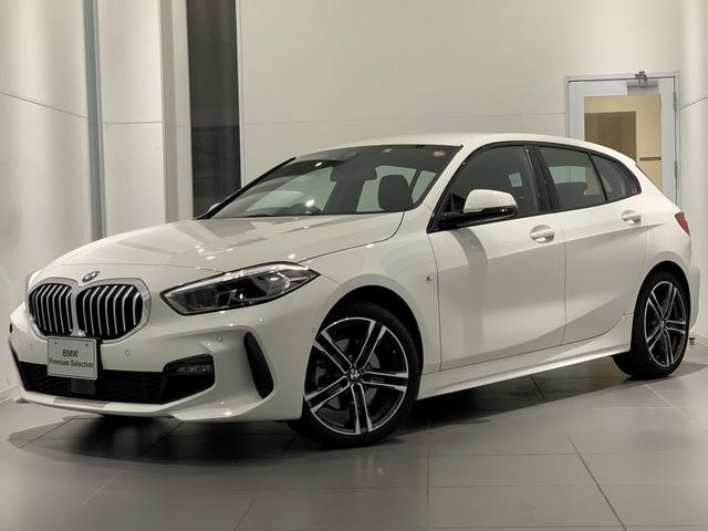 BMW 118i Mスポーツ 弊社デモカー禁煙 DCT