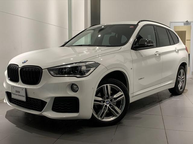 BMW xDrive 18d Mスポーツ ワンオーナー LED