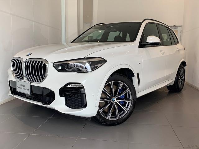 BMW X5 xDrive 35d Mスポーツ
