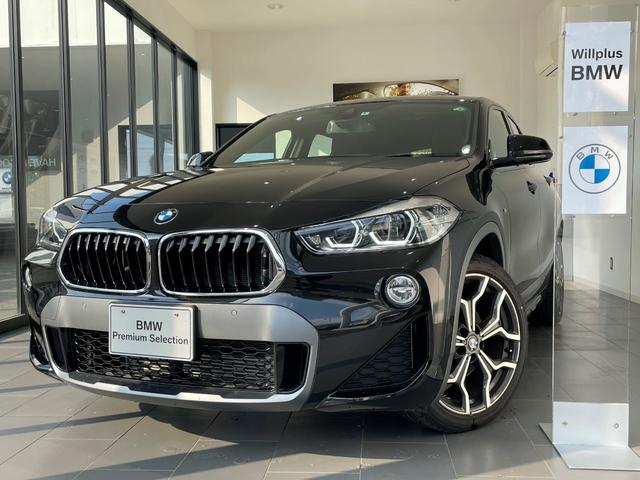 BMW sDrive 18i MスポーツX LEDヘッドライト ETC バックモニター