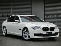 BMW740i Mスポーツ 右ハンドル サンルーフ