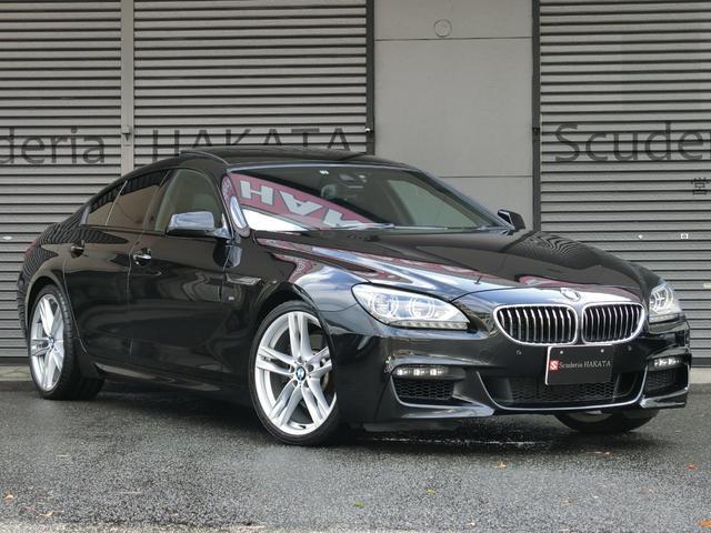 BMW 640iグランクーペ Mスポーツ パノラマルーフ 禁煙車