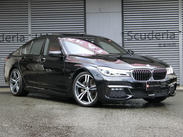 BMW 740eアイパフォーマンス Mスポーツ ワンオーナー禁煙車
