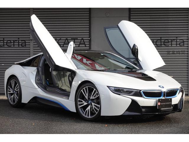 BMW i8 ベースグレード ワンオーナー 禁煙車 右ハンドル