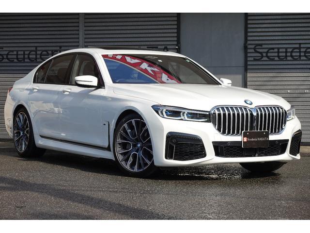 BMW 750i xDrive Mスポーツ ワンオーナー 禁煙車  イノベーションパッケージ