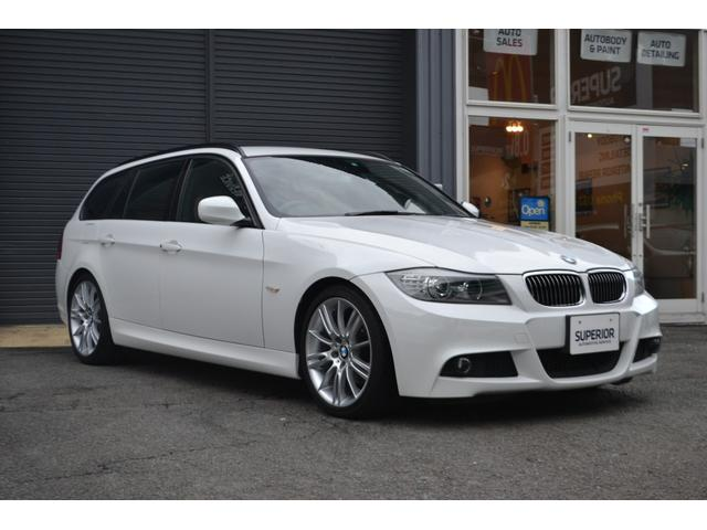 BMW 320iツーリング Mスポーツパッケージ 後期 記録簿有