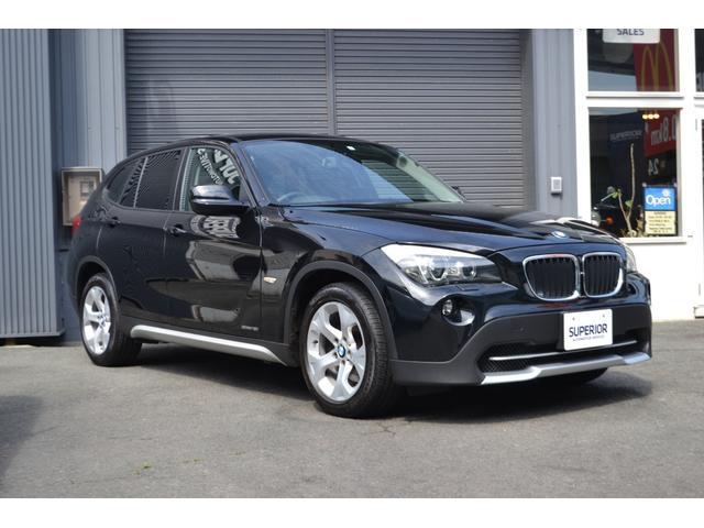 BMW sDrive 18i ワンオーナー レザーシート ナビ&TV