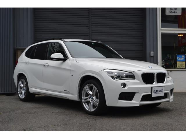 BMW sDrive 20i Mスポーツ  ディーラー記録簿付