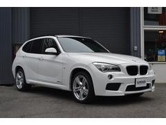 BMW X1sDrive 20i Mスポーツ  ディーラー記録簿付