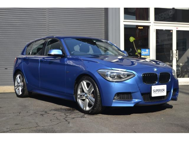 BMW 116i Mスポーツ Msp限定色/純正OP18インチAW