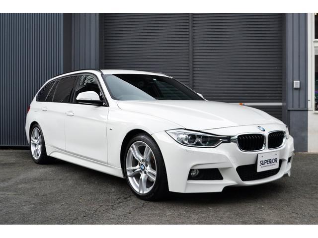 BMW 320iツーリング MスポーツPKG/インテリジェントS