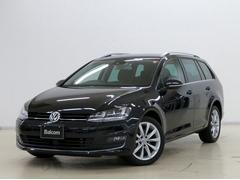 VW ゴルフヴァリアントTSIハイラインBMT プリクラッシュブレーキ ACC