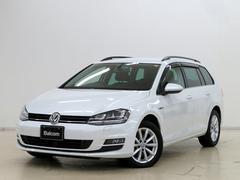 VW ゴルフヴァリアントラウンジ 限定350台 ディスカバープロナビ フルセグTV