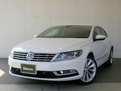 VW フォルクスワーゲンCC1.8TSIテクノロジーPKG 本革シート ACC DCC
