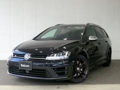 VW ゴルフRヴァリアントローンチエディション 限定100台 本革シート DCC