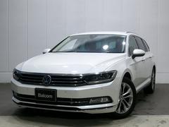 VW パサートヴァリアントTSIハイライン LEDライトPKG デスカバーポロナビ