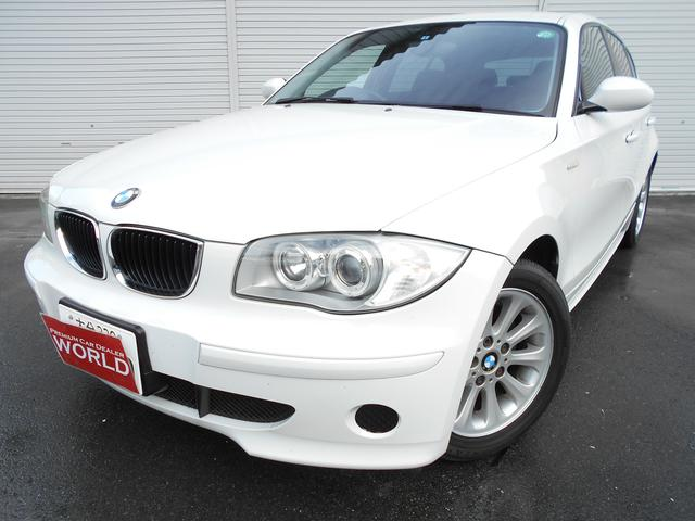BMW 116i CDMDコンポ プッシュスタート ETC キーレス