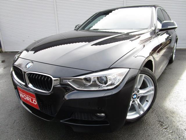 BMW 320d Mスポーツ HDDナビ Bカメラ