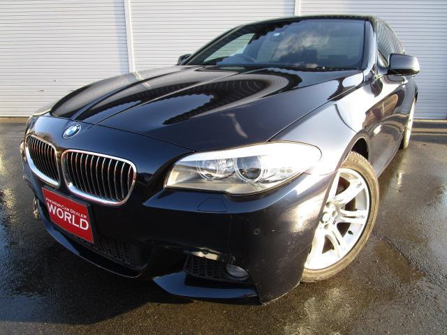 BMW 523d Mスポーツ HDDナビフルセグ Bカメラ 18AW