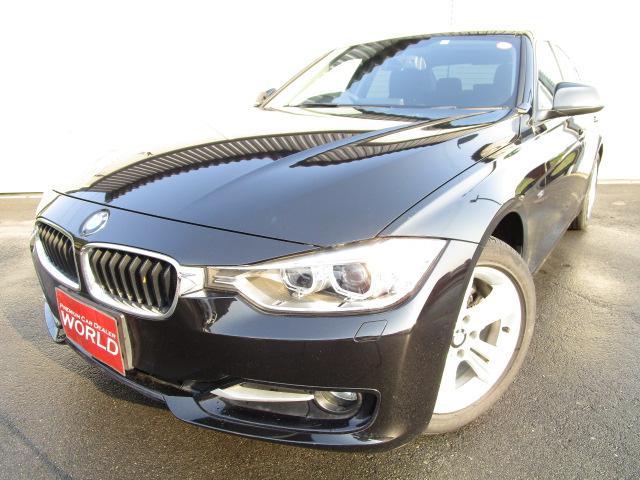 BMW 320dブルーパフォーマンス スポーツ HDDナビ