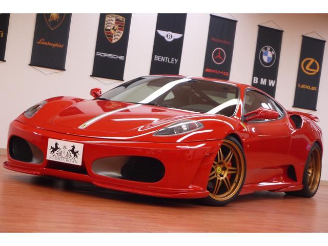 フェラーリ F1 HAMANN 19incAW ロベルタ IPEマフラー