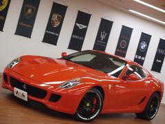 フェラーリ 599F1 D車 カーボンレカロシート チャレンジAW