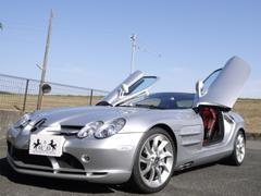 M・ベンツ SLRマクラーレン正規ディーラー車 左H